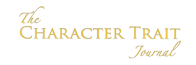 The Character Trait Journal
